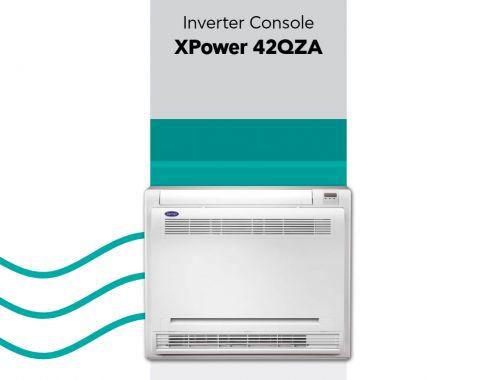 42QZA Inverter Console XPower (R32)