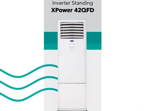 Inverter Standing XPower 42QFD (R32)